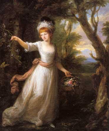 Portrait of Henrietta Laura Pulteney (c1770)